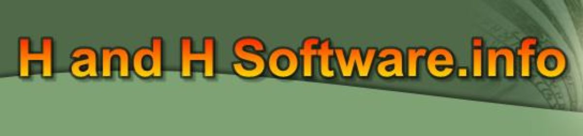 H and H Software